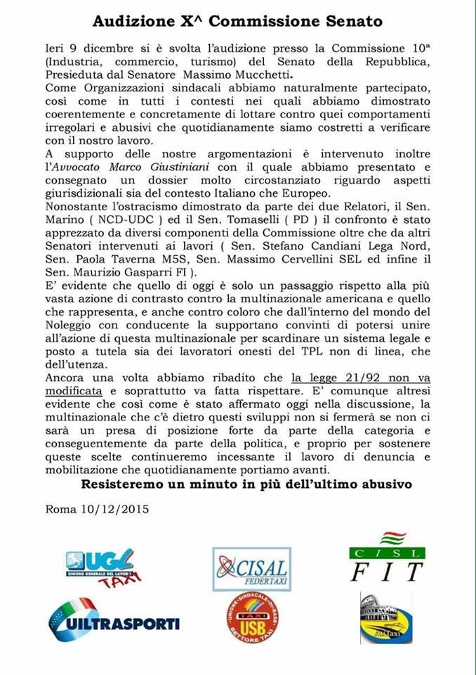 comunicato_10-12-2015_federtaxi-ugl-uiltrasporti-fit-usb